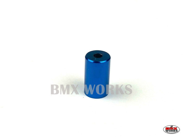 Brake Cable End Ferrule Blue 5mm