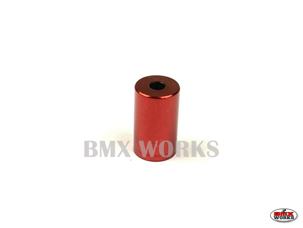 Brake Cable End Ferrule Red 5mm