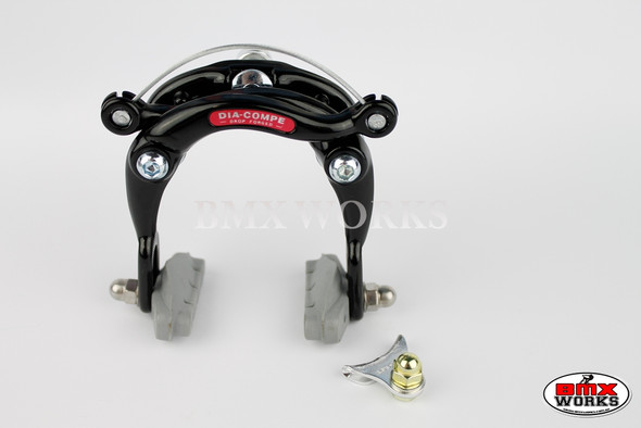 Dia-Compe DC750 Rear Caliper Freestyle Black