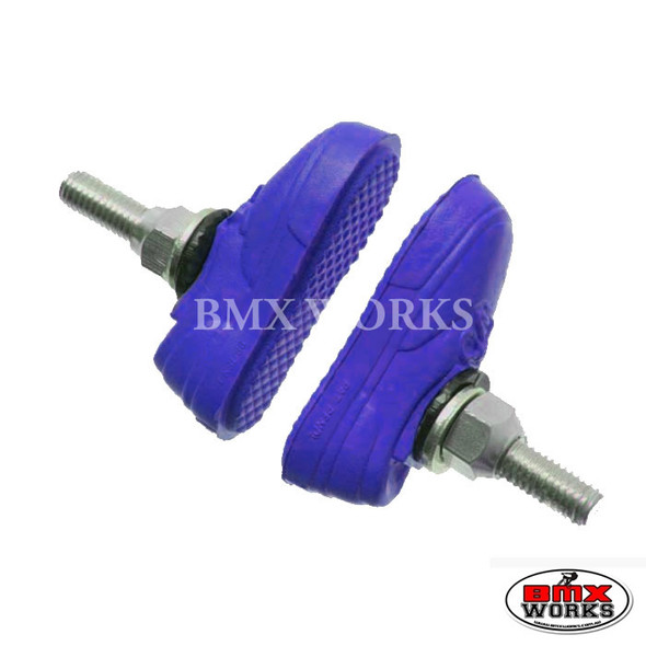 Kool Stop Vans Shoe Threaded Brake Pads - Pairs Dark Blue