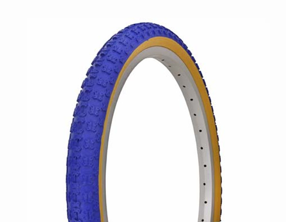 "CST BMX Comp 3 Blue Tread with Skinwall 20"" x 1.75"""