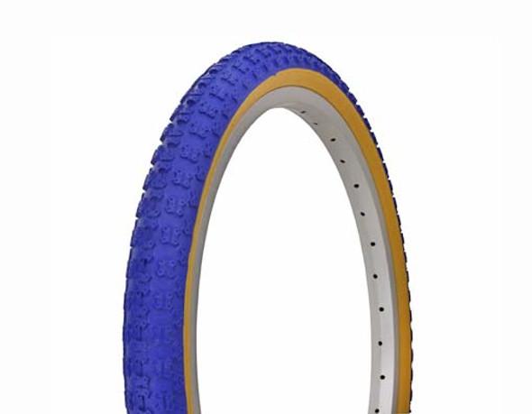 "CST BMX Comp 3 Blue Tread with Skinwall 20"" x 2.125"""