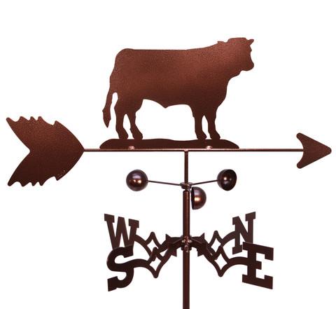 SWEN Products STEER COW Steel Weathervane