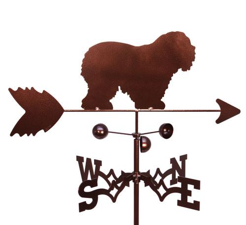 SWEN Products BORDER COLLIE Dog Black Metal Letter Napkin Card Holder