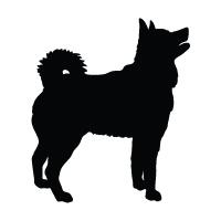 Icelandic Sheepdog Logo