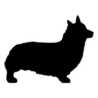 Welsh Corgi (Pembroke) Logo