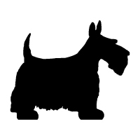 Scottish Terrier Logo