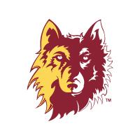 Northern State Wolves Logo