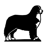 Bernese Mountain Dog Logo
