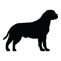 Bullmastiff Logo