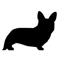Welsh Corgi (Cardigan) Logo