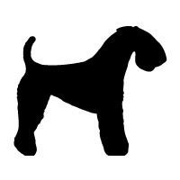 Kerry Blue Terrier Logo