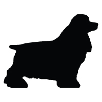 Cocker Spaniel Logo