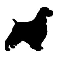 English Springer Spaniel Logo