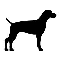 Weimaraner Logo