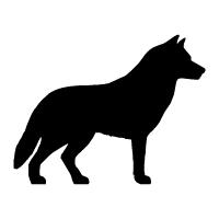 Siberian Husky Logo