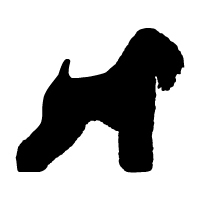 Wheaten Terrier Logo