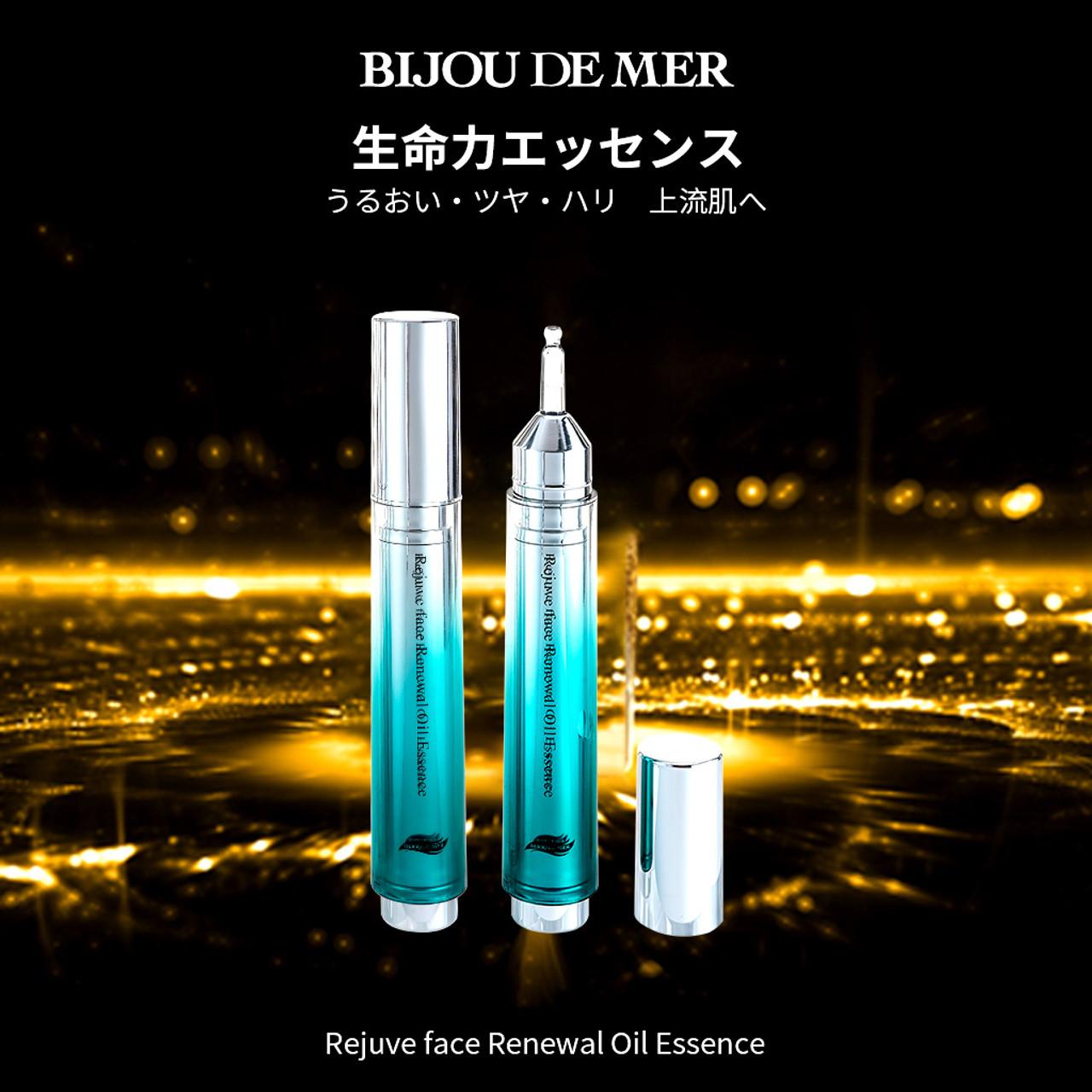 Bijou de Mer Rejuve Face Renewal Oil Essence – масляная сыворотка