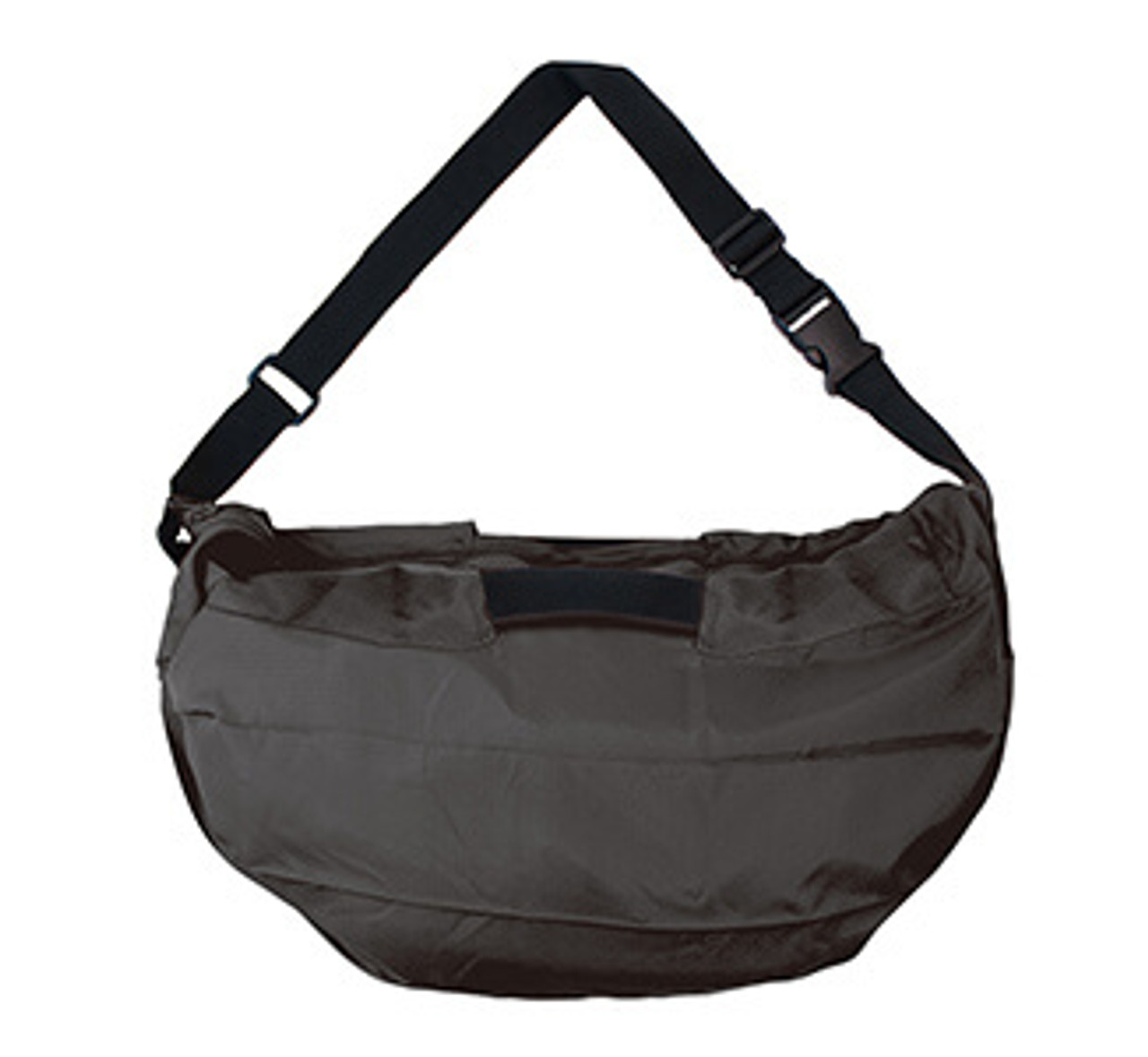 Marna Shupatto Shoulder Bag 2Way Black Складная сумка через плечо