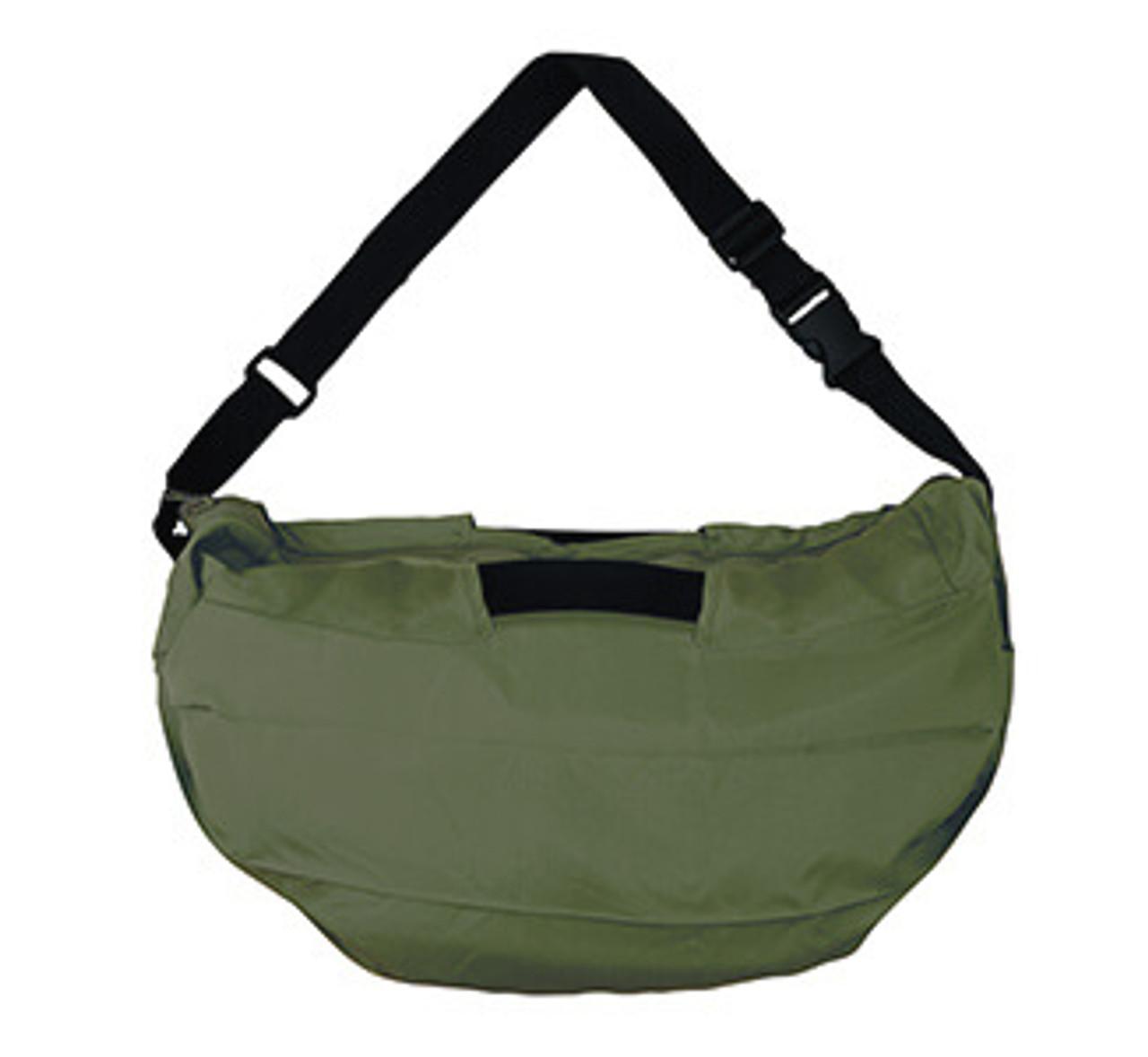 Marna Shupatto Shoulder Bag 2Way Olive Складная сумка через плечо