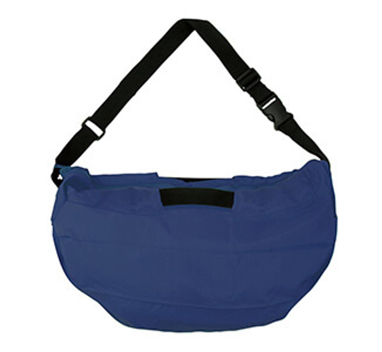 Marna Shupatto Shoulder Bag 2Way Navy Складная сумка через плечо