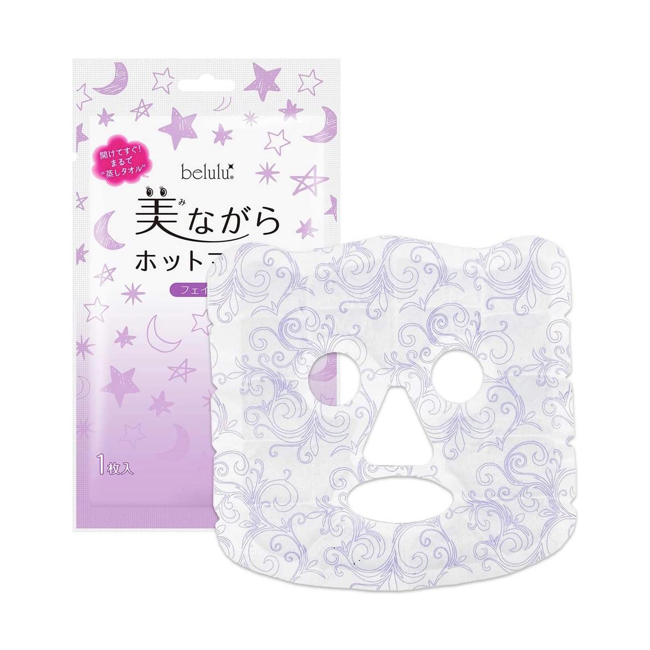 Belulu Minagara Hot Mask Паровая маска