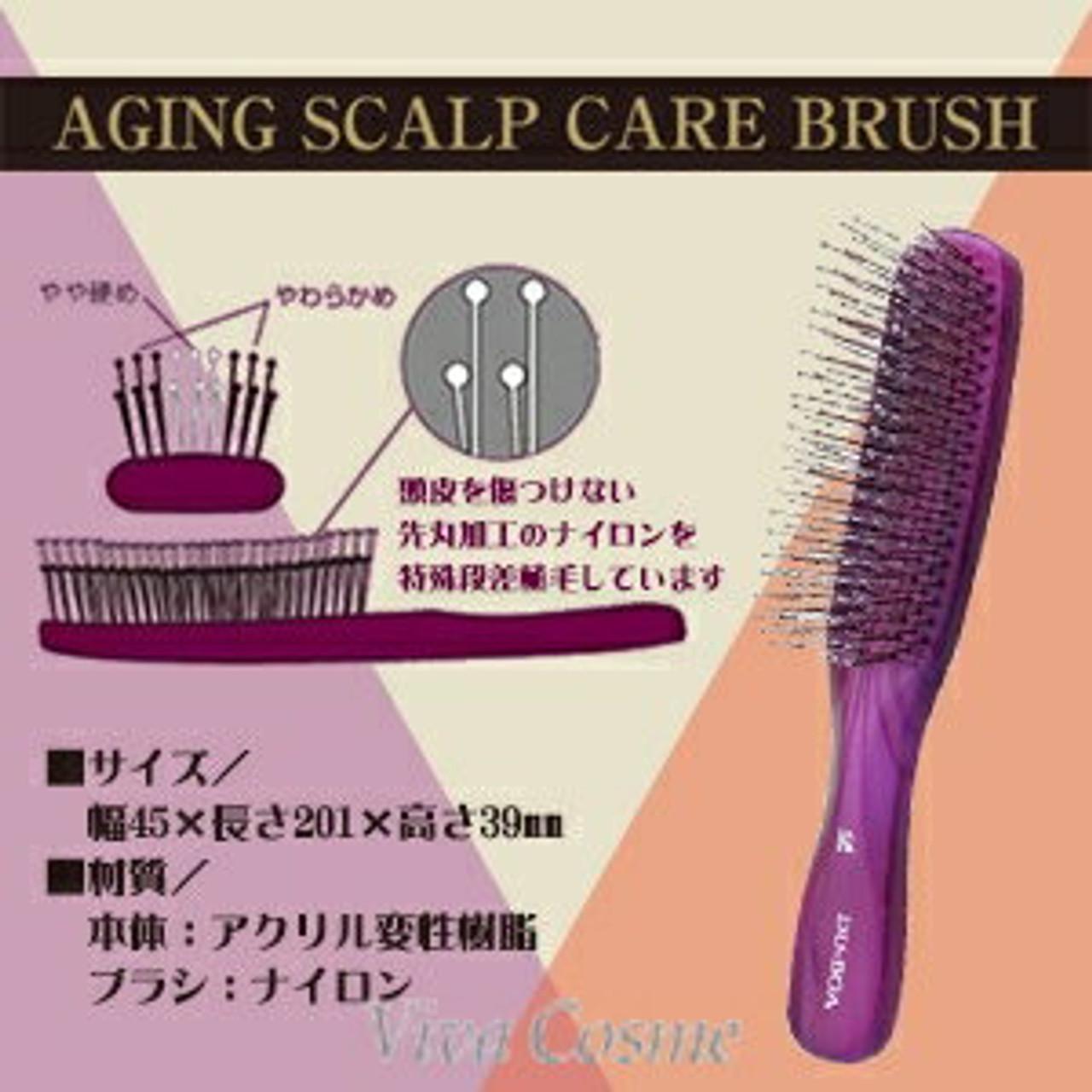 Scalp care brush Массажная расческа для кожи головы