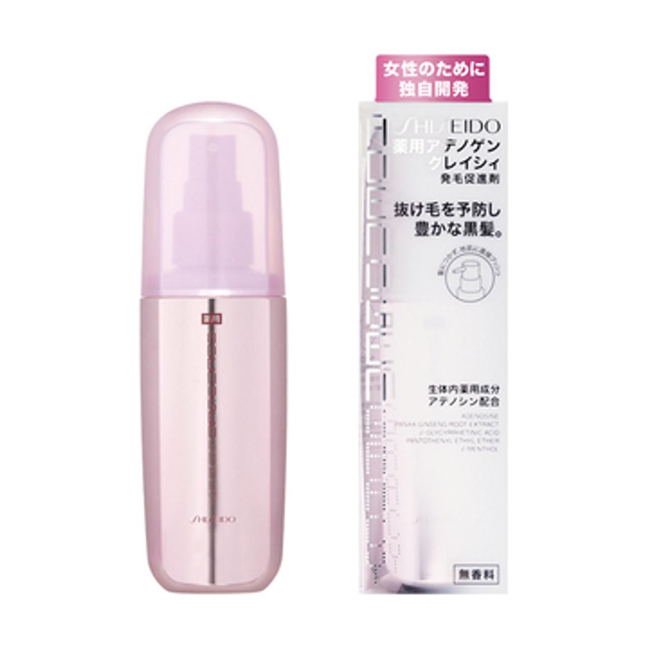 Shiseido Adenogen Gracy Эссенция для роста волос для женщин
