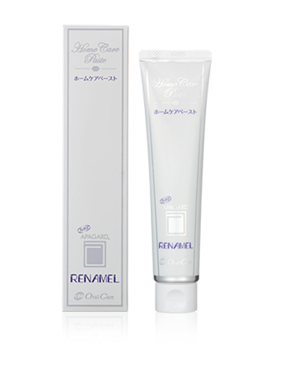 Apagard Renamel - профессиональная зубная паста, укрепляющая эмаль