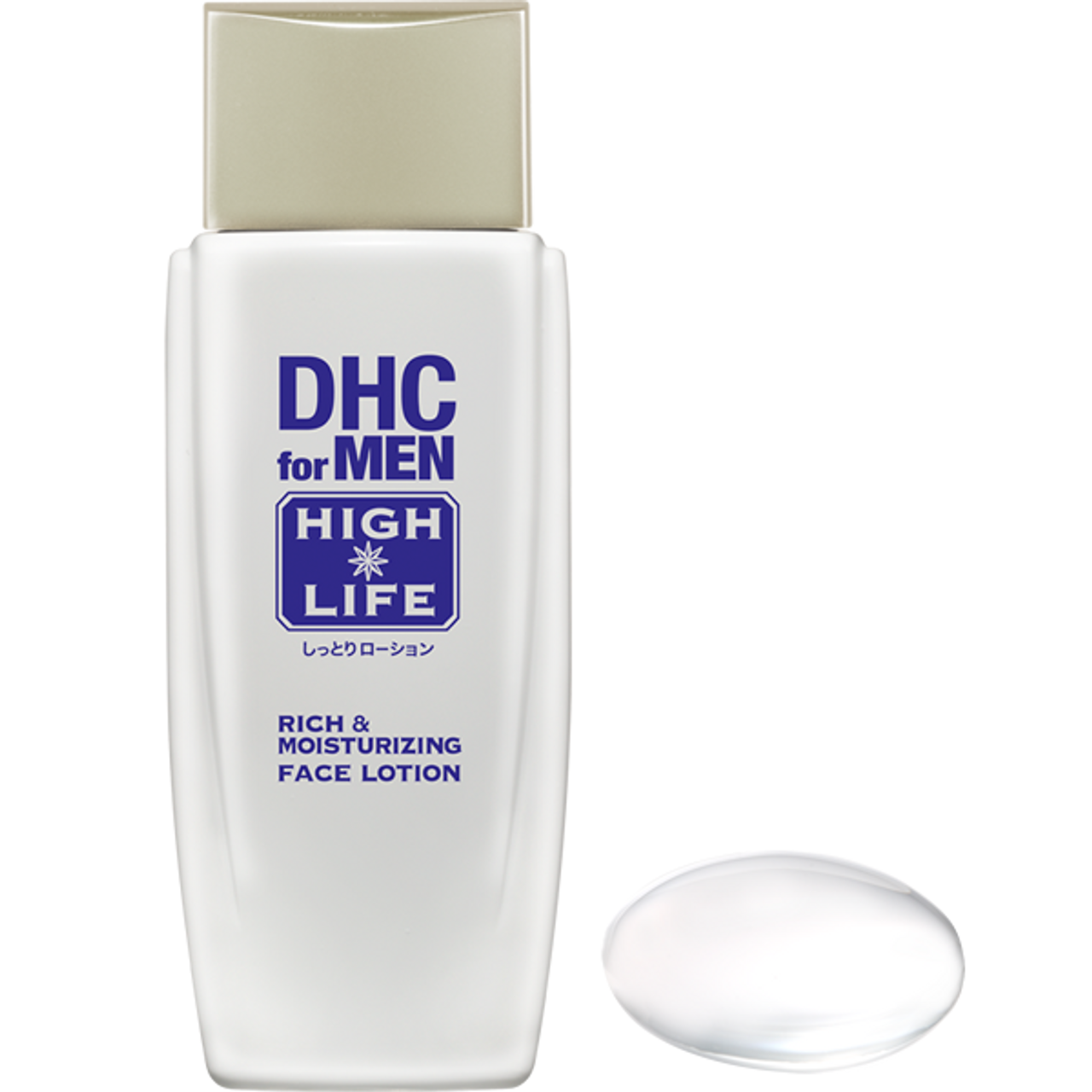 DHC Men Rich & Moisture Face Lotion – Лосьон для лица