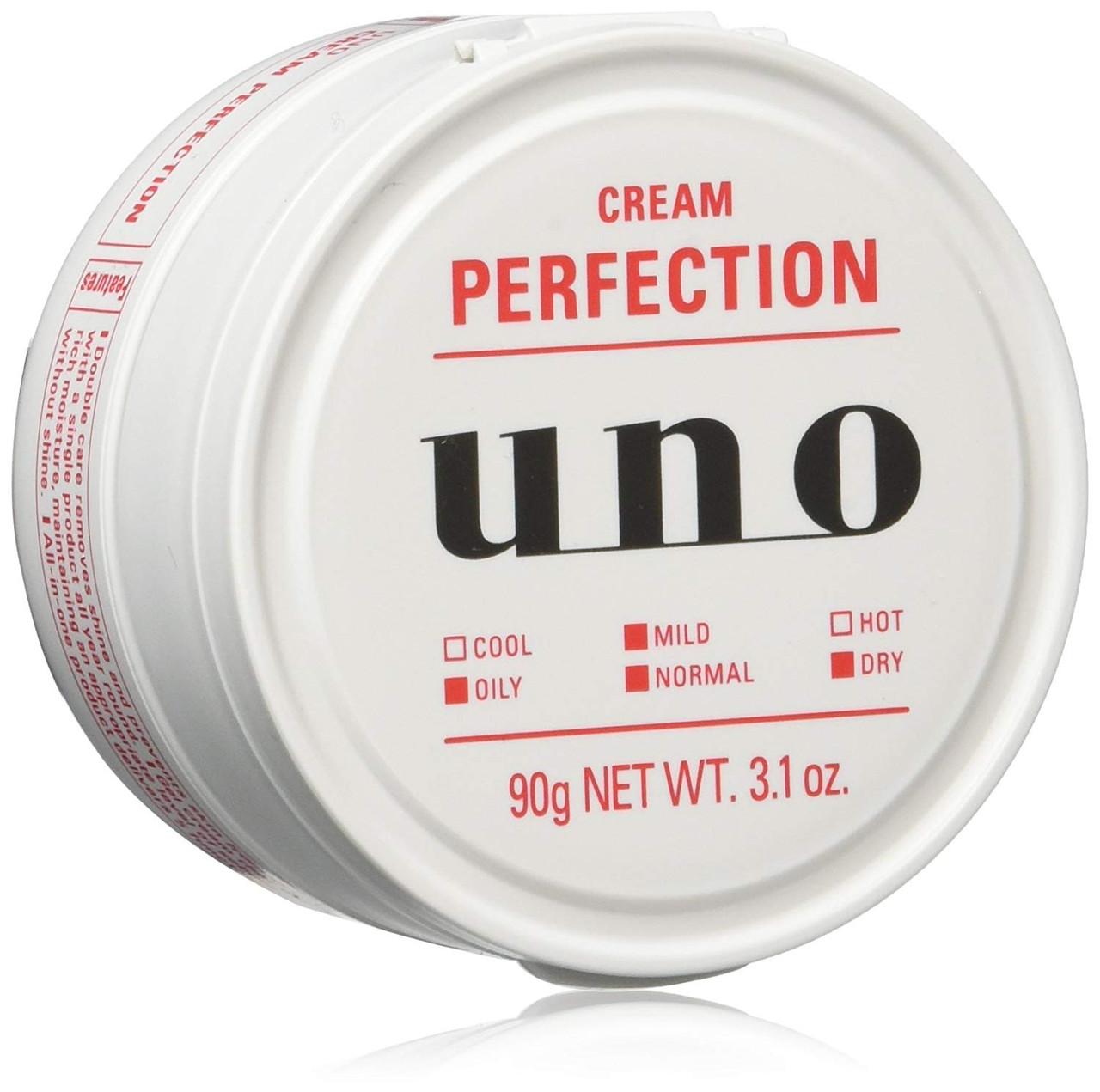 Shiseido Uno Cream Perfection – Универсальный гель-крем