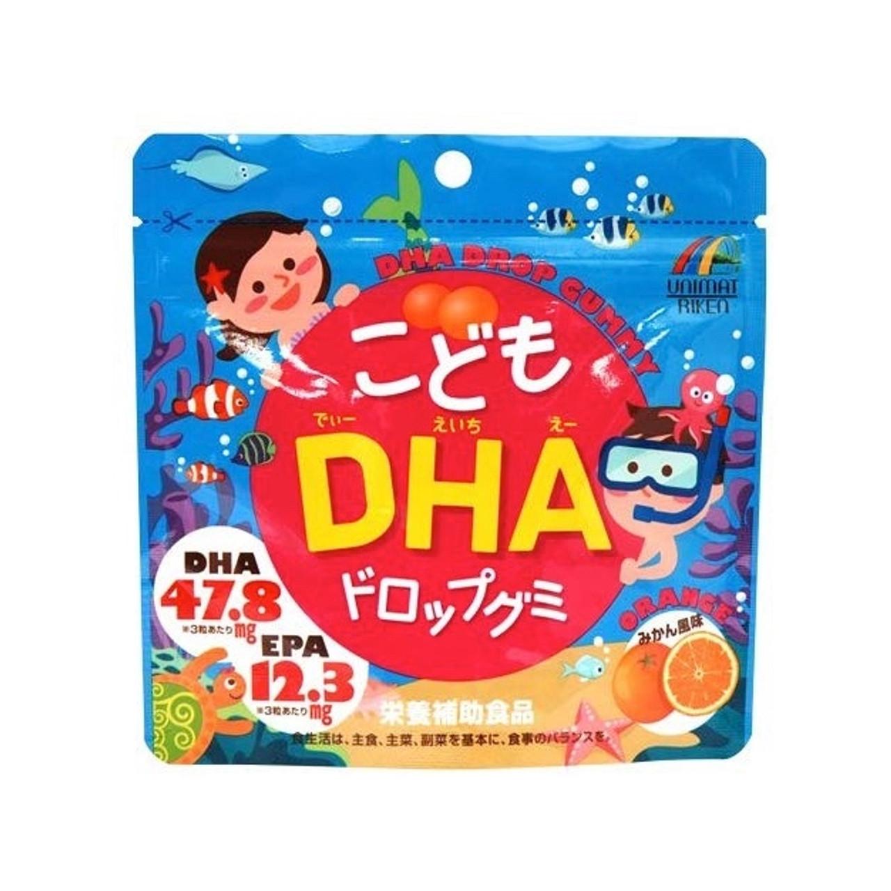 Riken DHA Омега-3 для детей