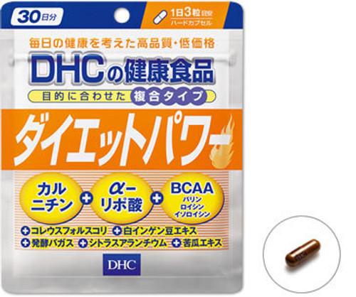 Биодобавка DHC Сила диеты (Diet Power)