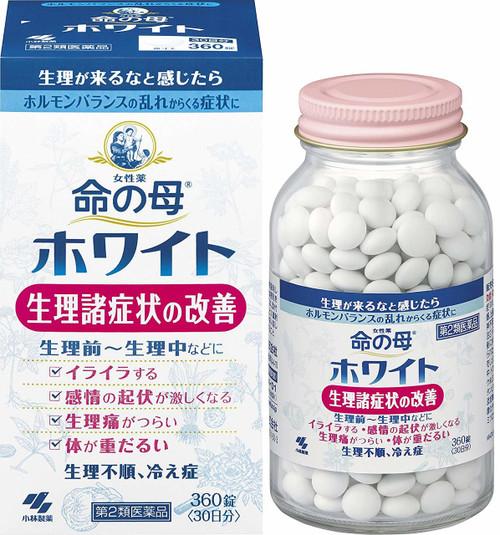 Inochi no haha White Мать жизни 360 таблеток