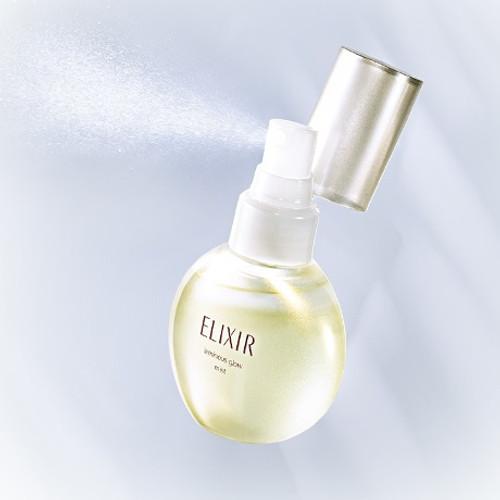Shiseido Elixir Luminous Glow Mist Сыворотка-мист