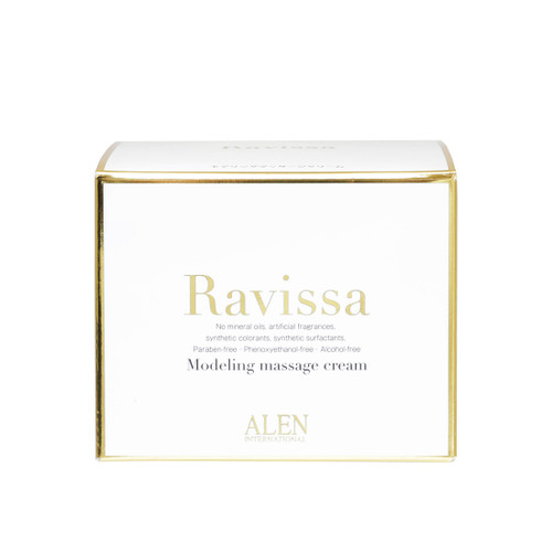 Ravissa Modeling Massage Cream — массажный крем