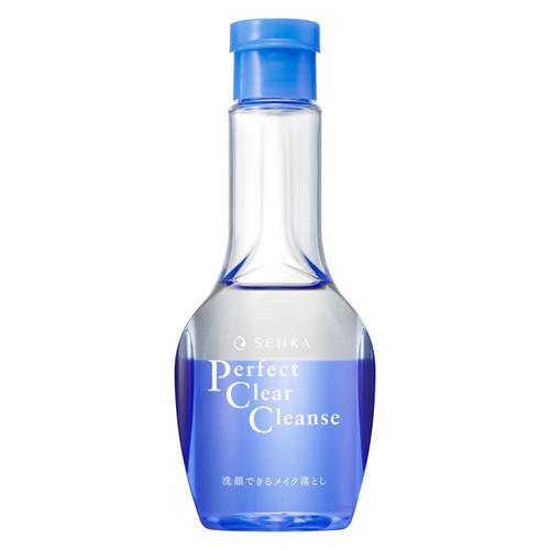 Senka Perfect Clear Cleanse Двухфазное средство для умывания и снятия макияжа