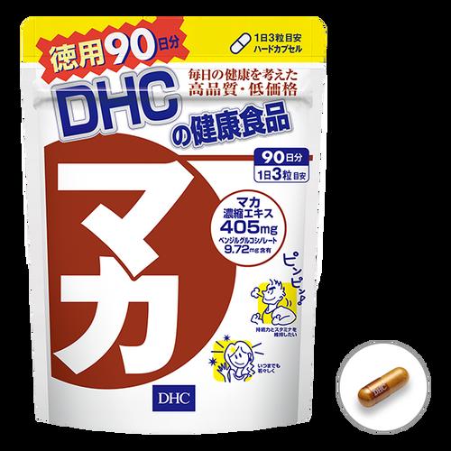 Биодобавка DHC Мака 90 дней