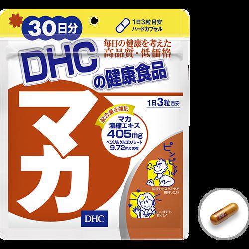 Биодобавка DHC Мака 30 дней