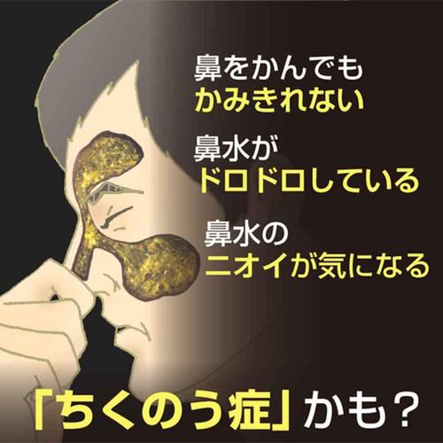 Kobayashi Chikunain Tablets – растительный комплекс от насморка в таблетках