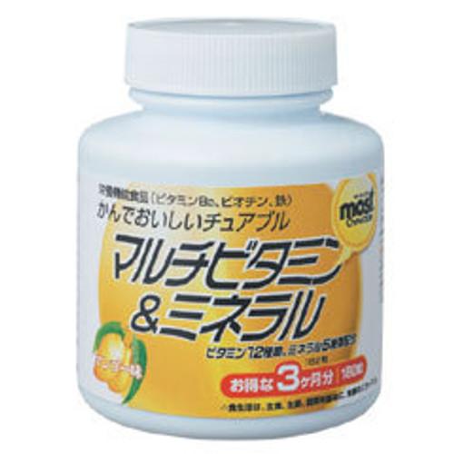 Orihiro Мультивитамины и минералы Most ( 90 дней)