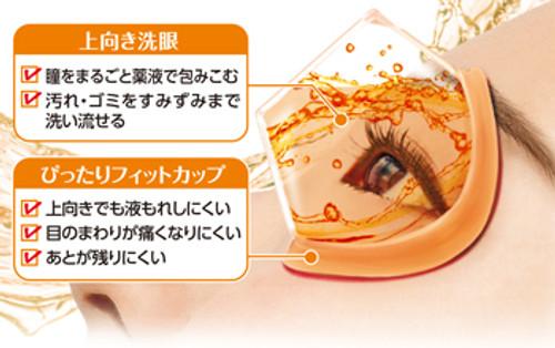 KOBAYASHI Eyebon Medical Жидкость для промывания глаз