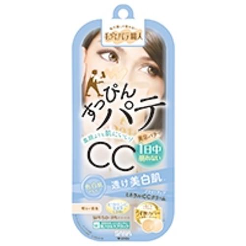SANA Keana Pate Shokunin Mineral CC Cream Bright Up – CC крем светлого оттенка, маскирующий поры