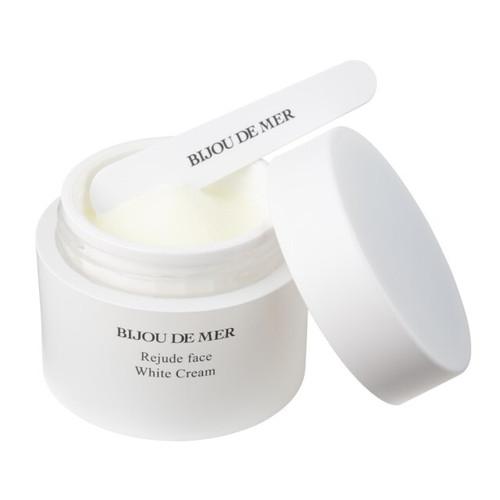 Bijou de Mer Rejude Face White Cream — крем против пигментации