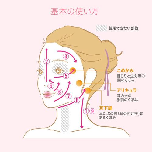 Yaman Photo Plus EX Косметологический аппарат для ухода за лицом