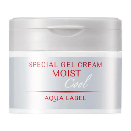 Shiseido Aqua Label Special Gel Cream N Moist Cool Охлаждающий гель-крем
