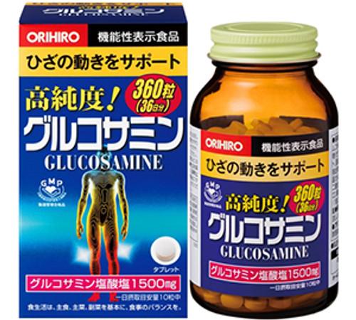 Orihiro Биодобавка Глюкозамин (90 дней)