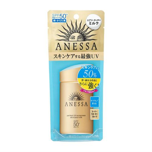 Anessa Perfect UV Skincare Milk Солнцезащитное молочко для лица и тела