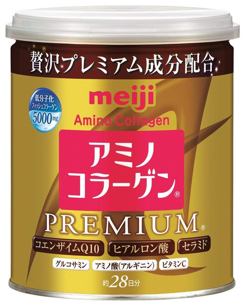 Meiji Амино-Коллаген Премиум