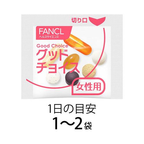 Fancl Good Choice Комплекс для женщин от 40 лет